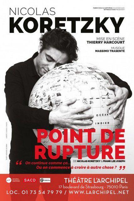 POINT DE RUPTURE avec Nicolas KORETZKY