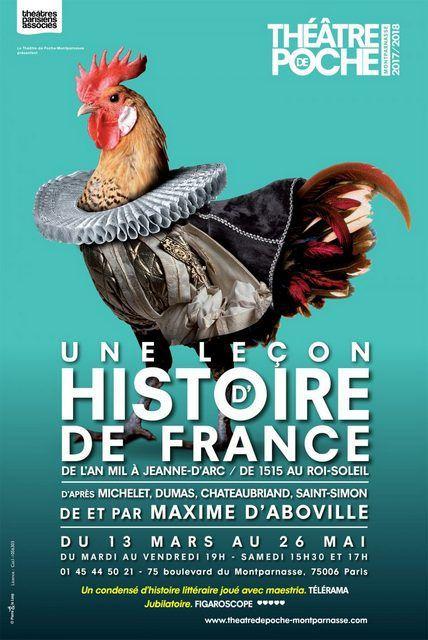 UNE LECON D'HISTOIRE DE FRANCE OPUS 2
