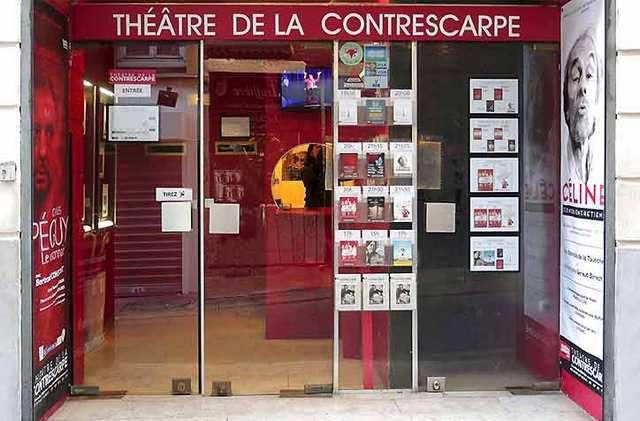 PRÉSENTATION SAISON 2019-2020 Théâtre de la Contrescarpe