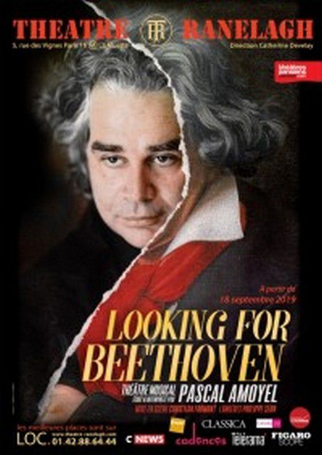 LOOKING FOR BEETHOVEN  au RANELAGH