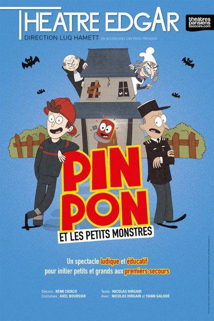 PIN & PON et les PETITS MONSTRES ! LE RETOUR