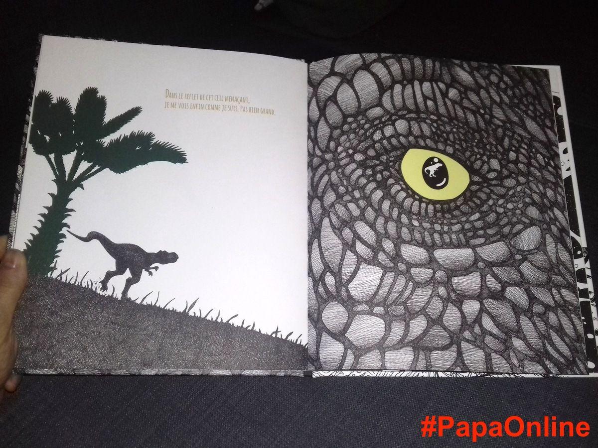 """[Papathèque] Lecture : """"Le jour où je suis devenu un Dinosaure"""" (éditions Gautier-Languereau)"""