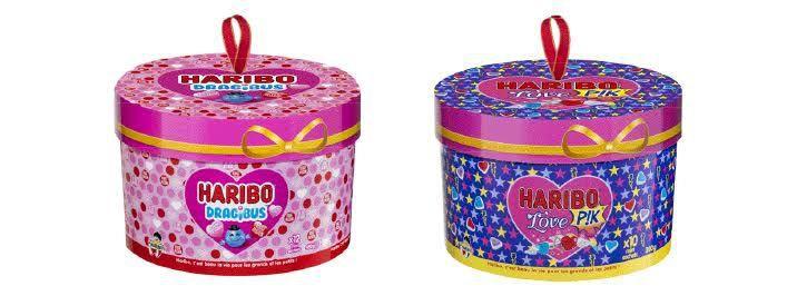 [#Nous2Online] Haribo : un doux parfum de fraise (Tagada) sur la Saint Valentin !