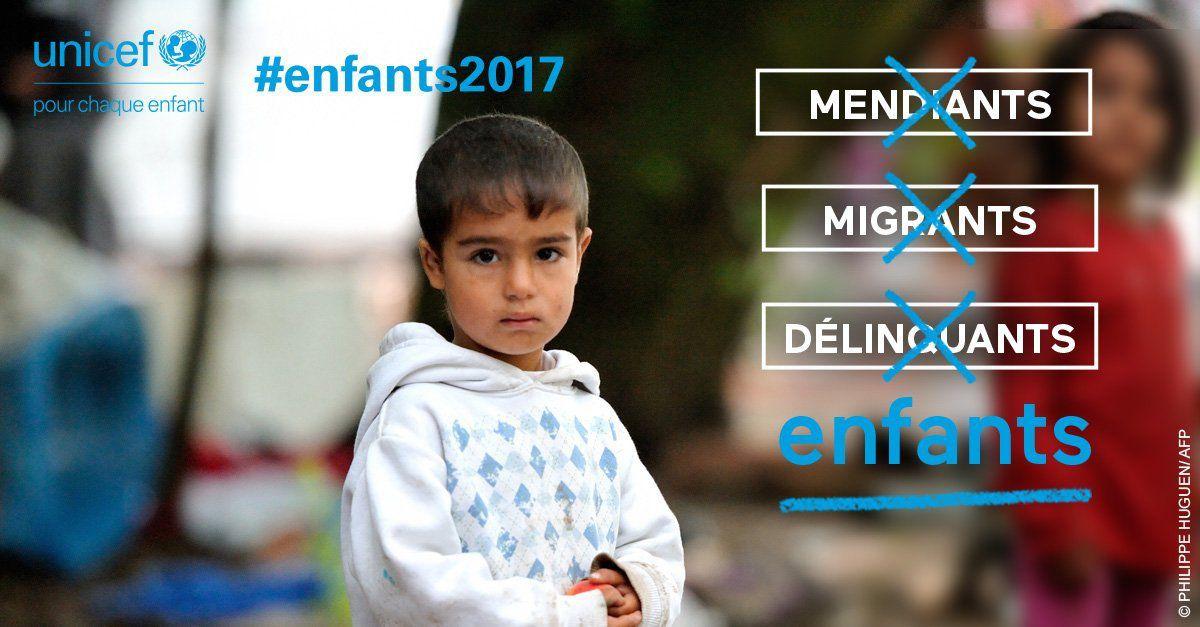 [Communiqué] #Enfants2017 : les 8 propositions d'UNICEF France aux candidats à l'élection présidentielle