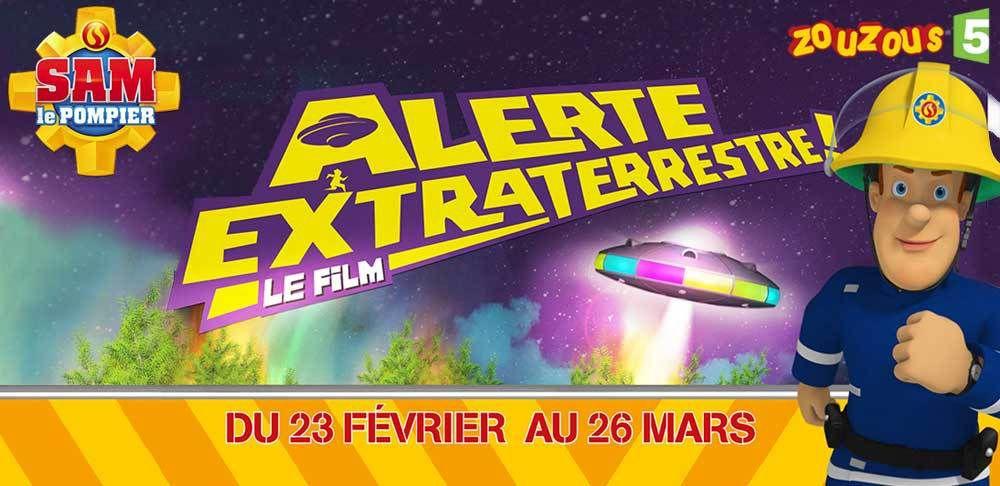 [Papathèque] Cinéma : avec Pathé Live Kids, découvrez Sam le Pompier (jusqu'au 26 mars 2017)