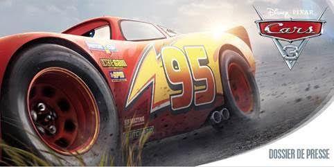 [Disney] Cars 3 : le compte à rebours à commencer (en salle le 2 août)