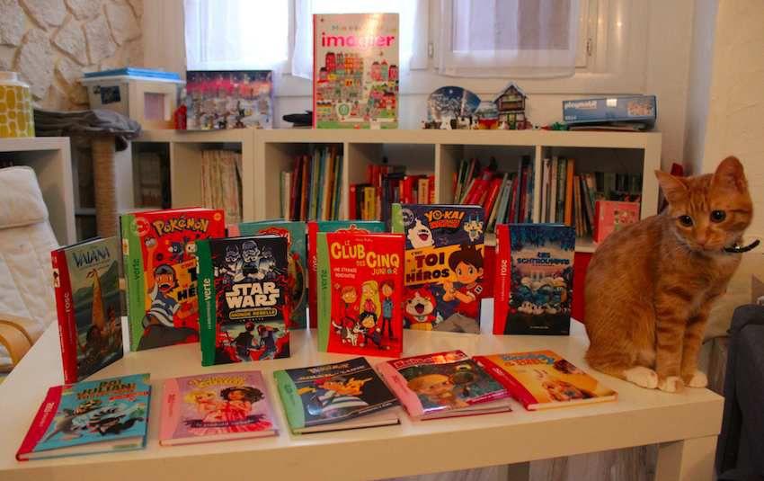[Papathèque] Bibliothèque rose et verte : des histoires tout en couleur !