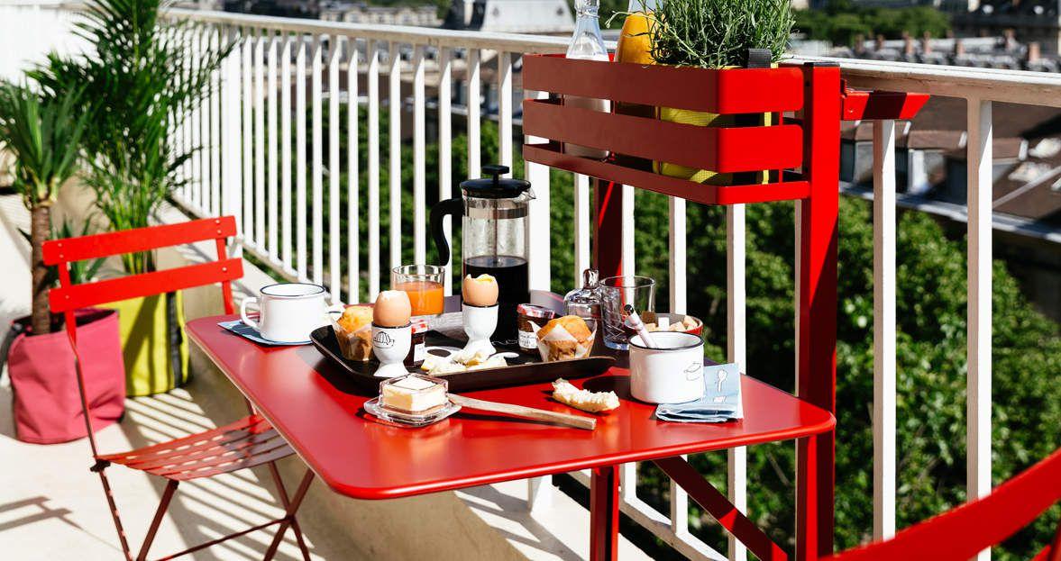 [Dossier] Aménager notre petit balcon – ma wishlist avec Livingo