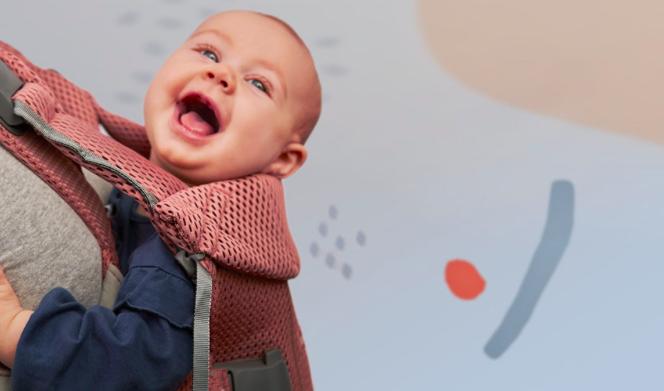 Nouveau porte-bébé ONE édition limité BABY POWER