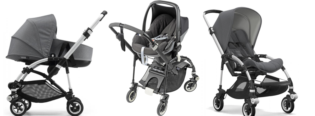 Poussette BEE 5, Bugaboo