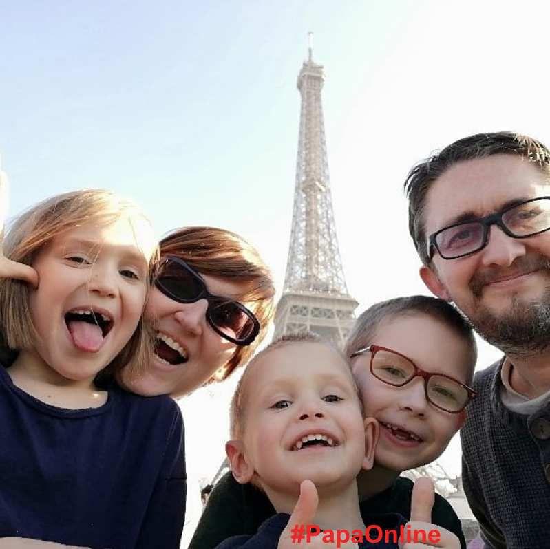 [Blog] Joyeux 8 ans, Papa Online !