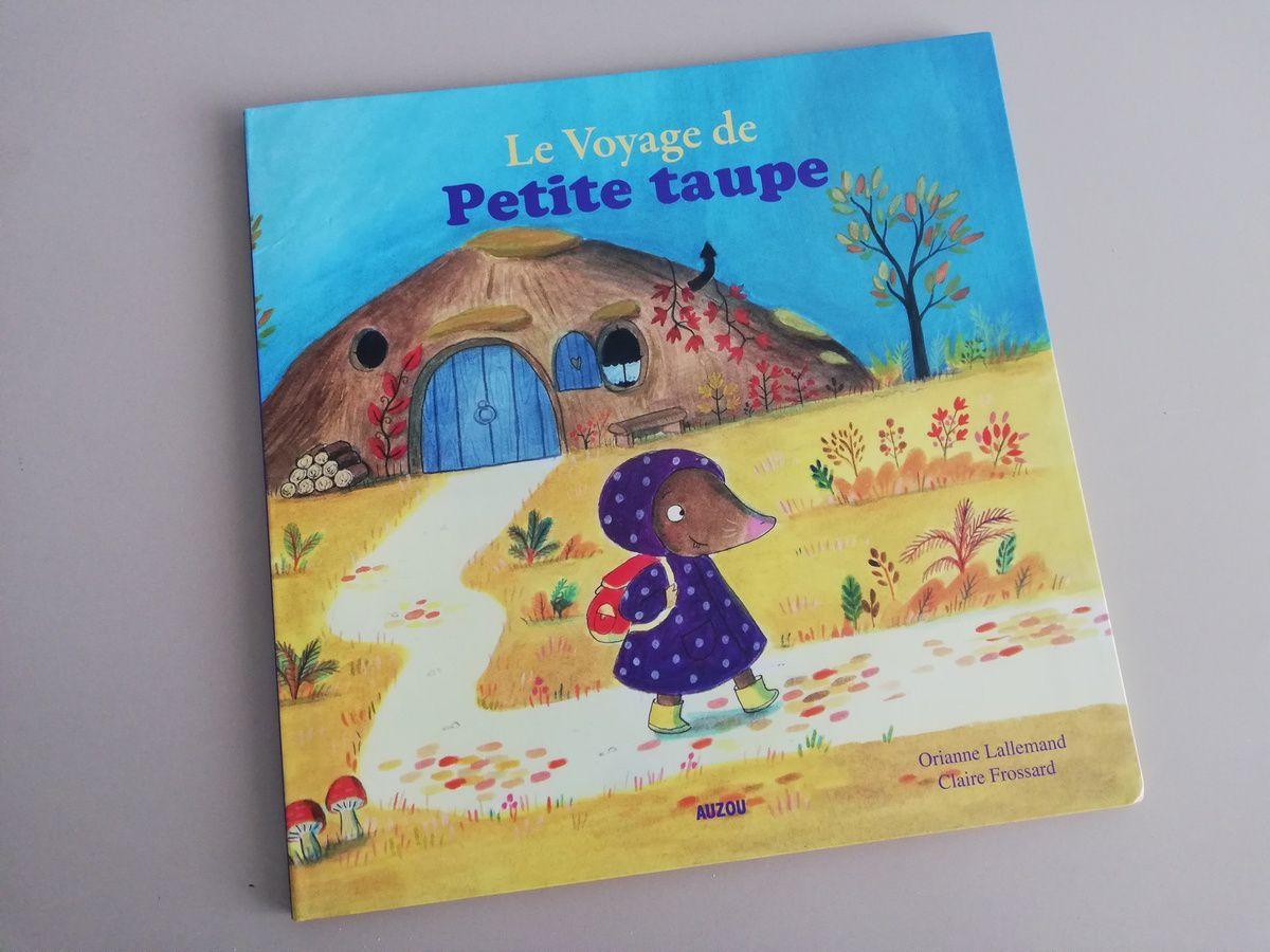 [Papathèque] Lecture : ''Le voyage de Petite taupe'' (éditions Auzou)