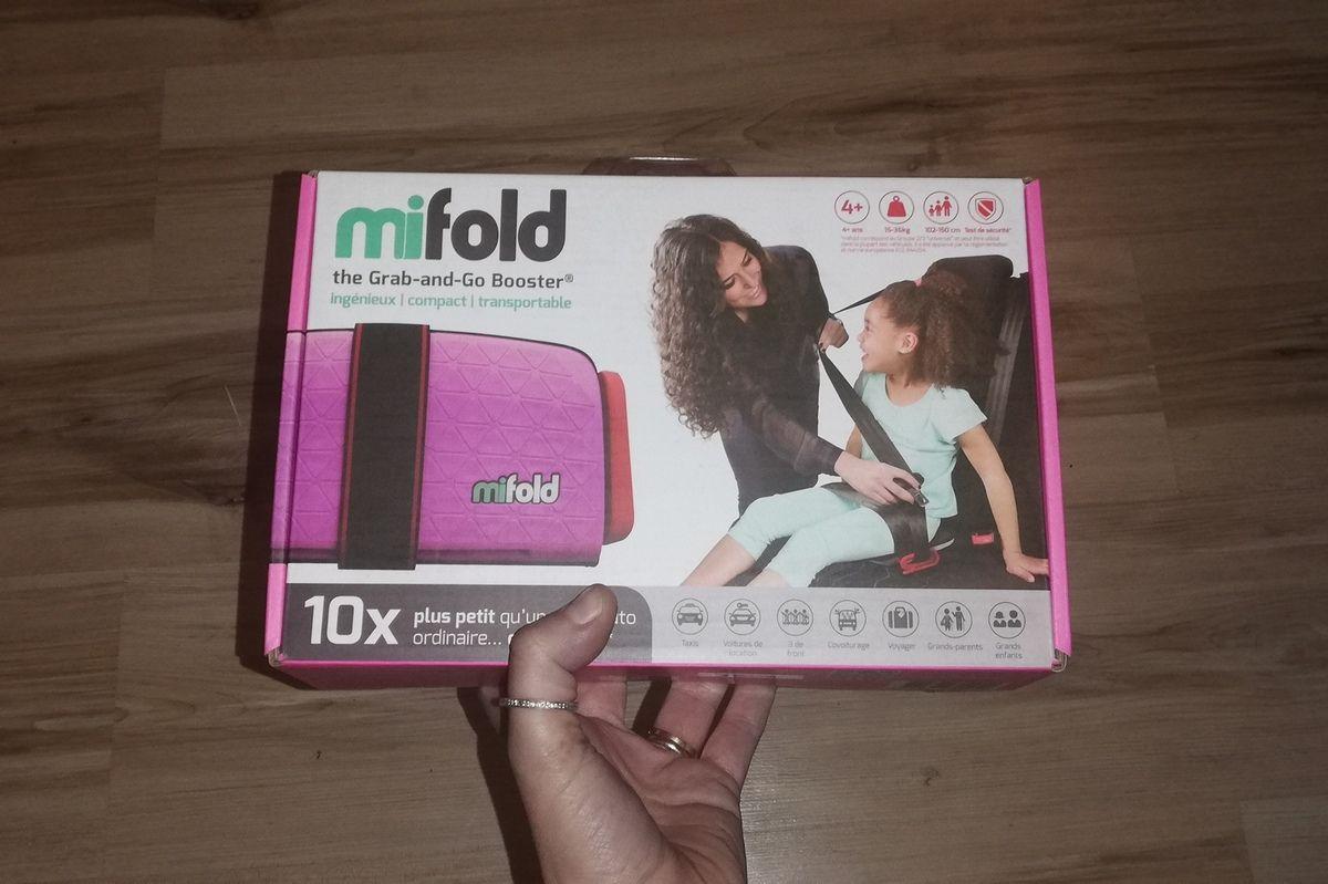 [Test] En voiture avec le Mifold...