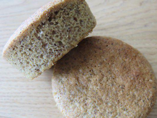 Petits gâteaux moelleux aux noisettes