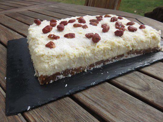 Cheesecake Rafaello