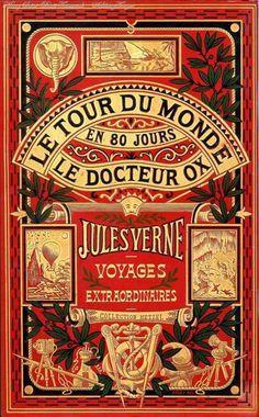 Classiques (Verne, Dumas, Segur..): 1 jour 1 auteur article 3