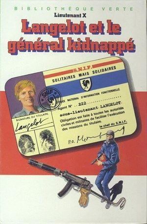 Lieutenant X: 1 jour 1 auteur article 5