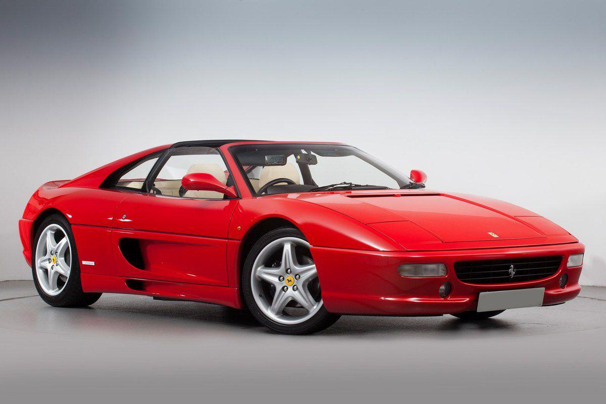 Prix D Une Ferrari >> Ferrari F355 F1 GTS