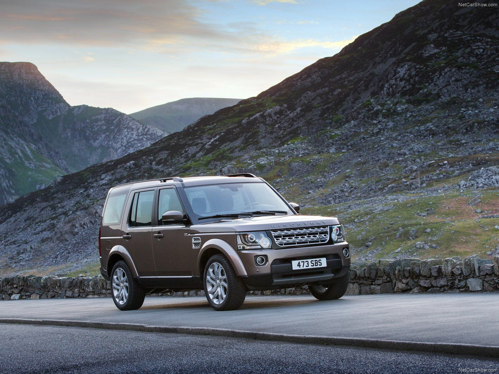 Land-Rover Discovery 4