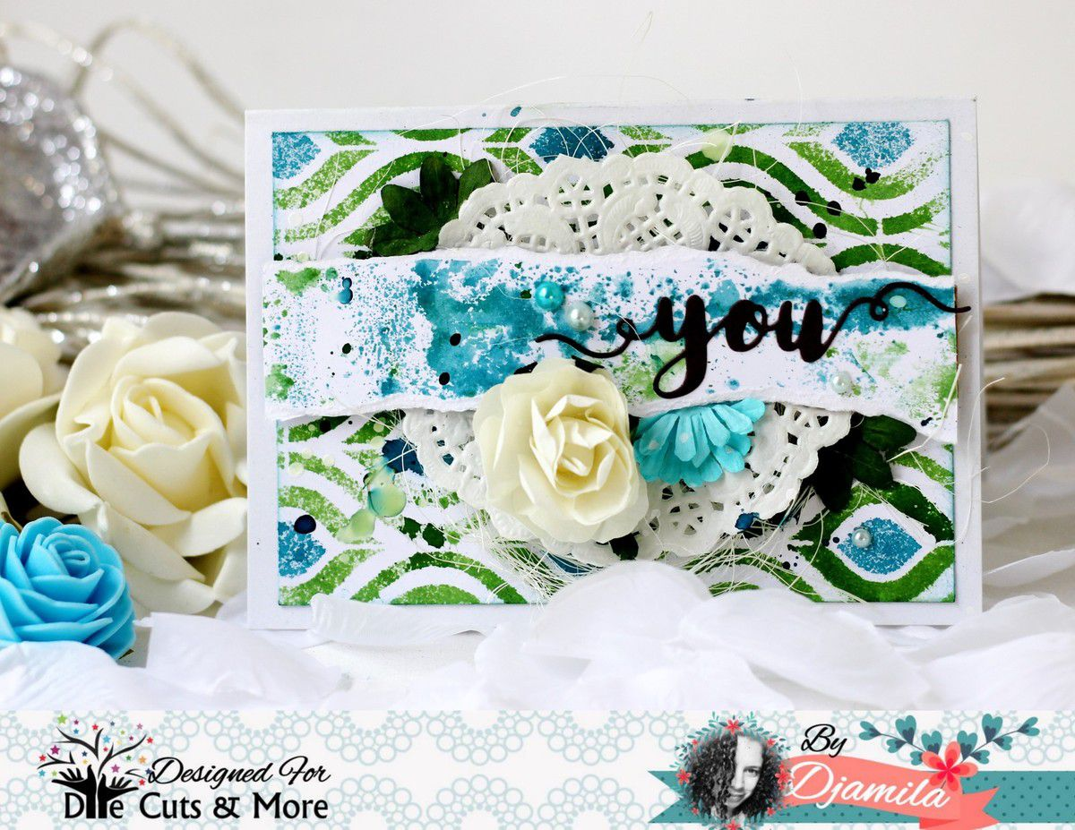 Die Cuts And More October Blog Hop