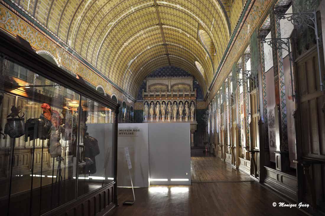 Château de Pierrefonds: Intérieur (3/4)