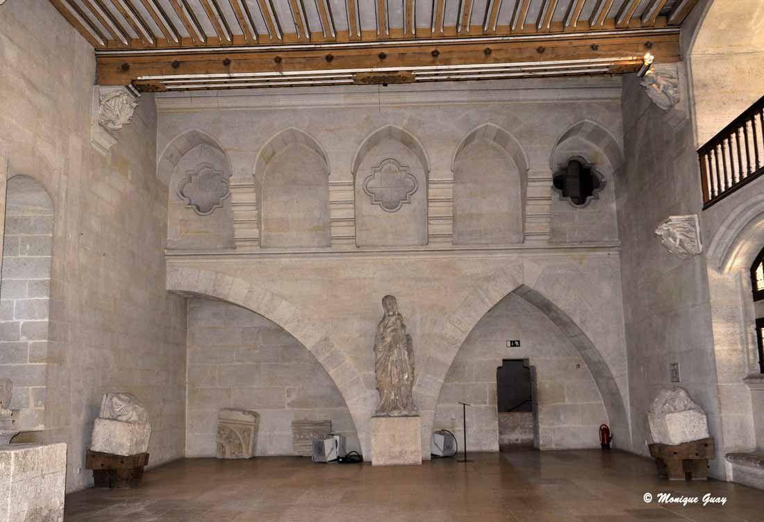 Château de Pierrefonds: Intérieur (4/4)