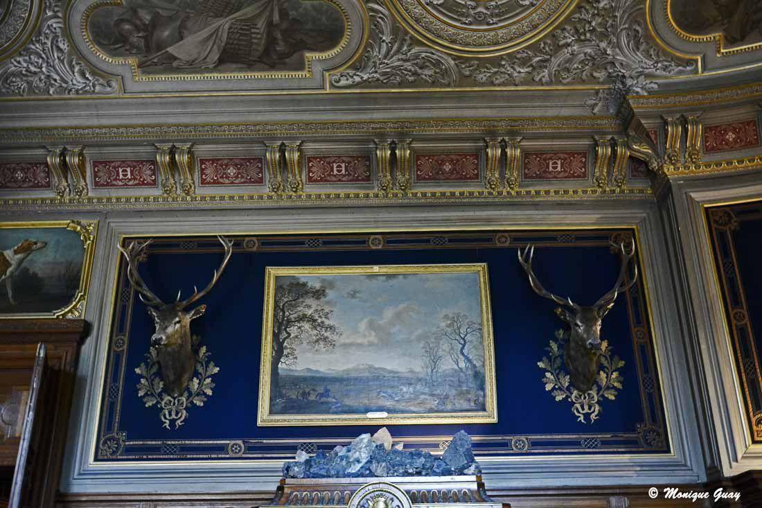 Chantilly: Musée Condé, sa galerie de peintures