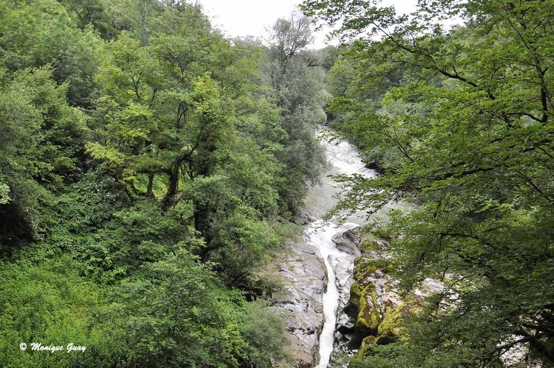 Les Gorges du Fier en Haute-Savoie