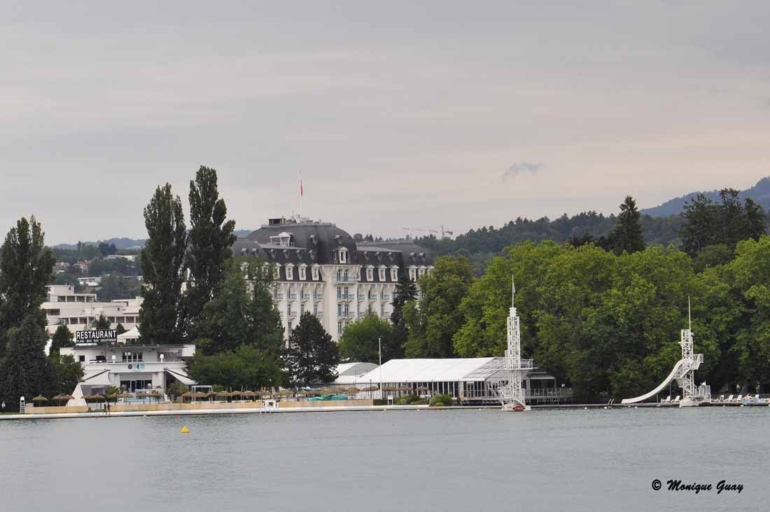 L'Impérial Palace d'Annecy.
