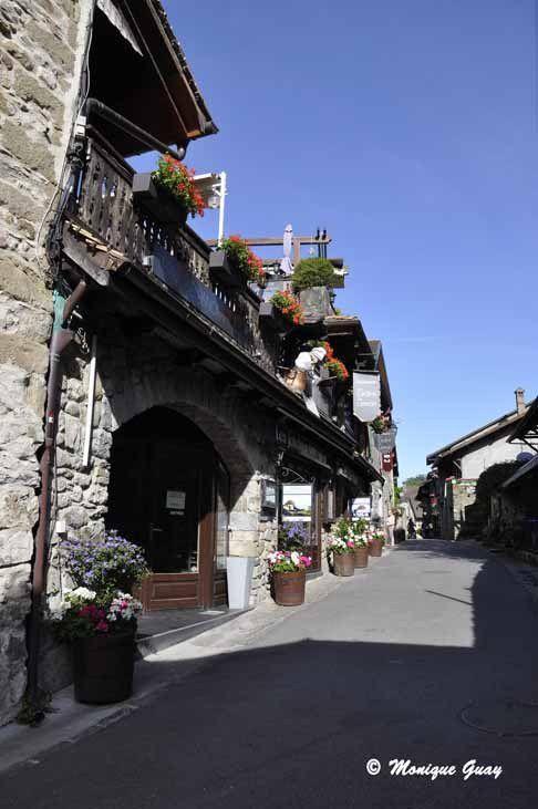 Yvoire en Haute-Savoie