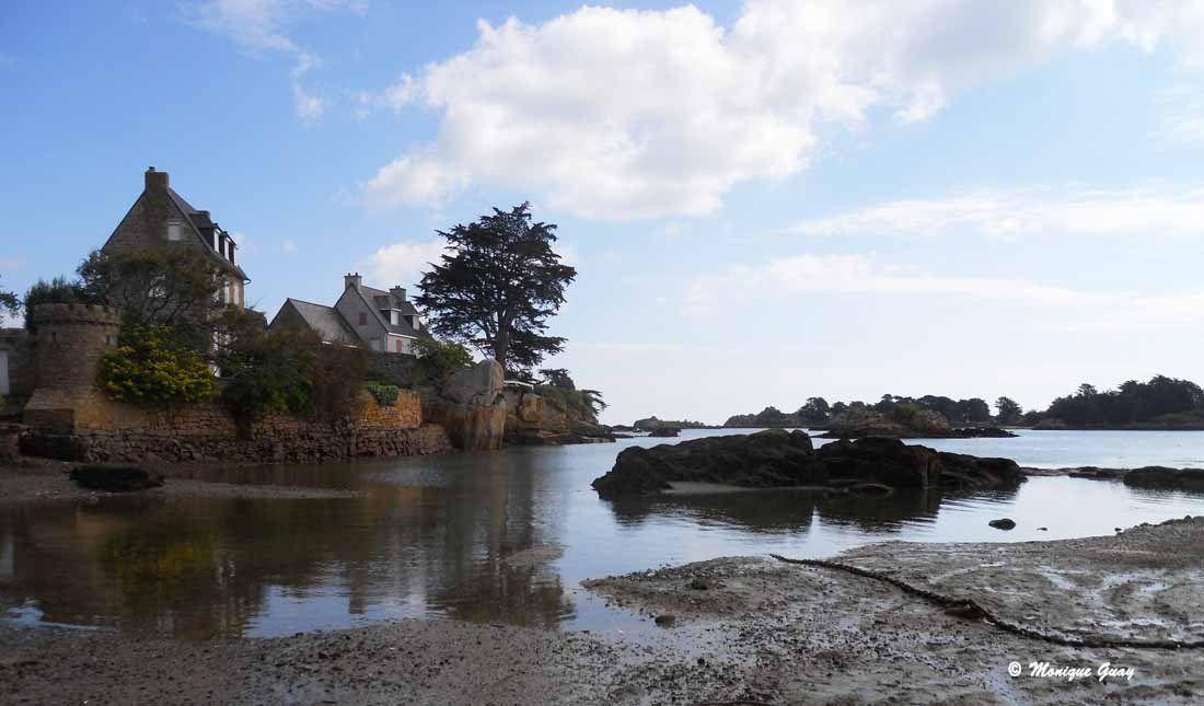 Habiter l'Île de Bréhat