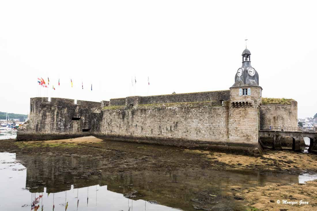 Remparts de la ville close
