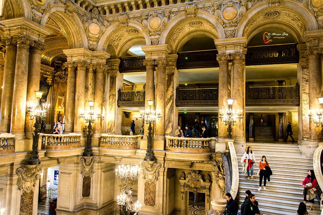 Opéra Garnier: dix photos