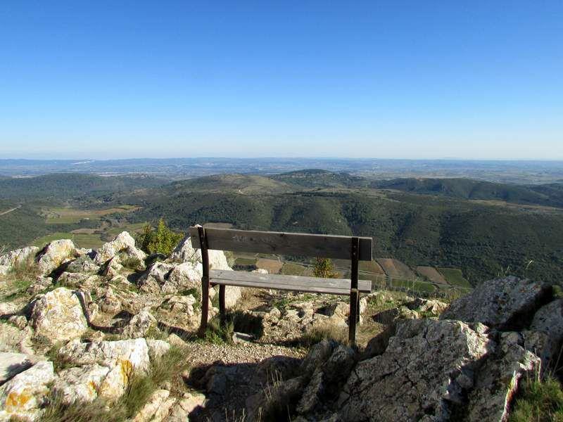 Oenotourisme dans l'Hérault : Randonnée à Cabrières