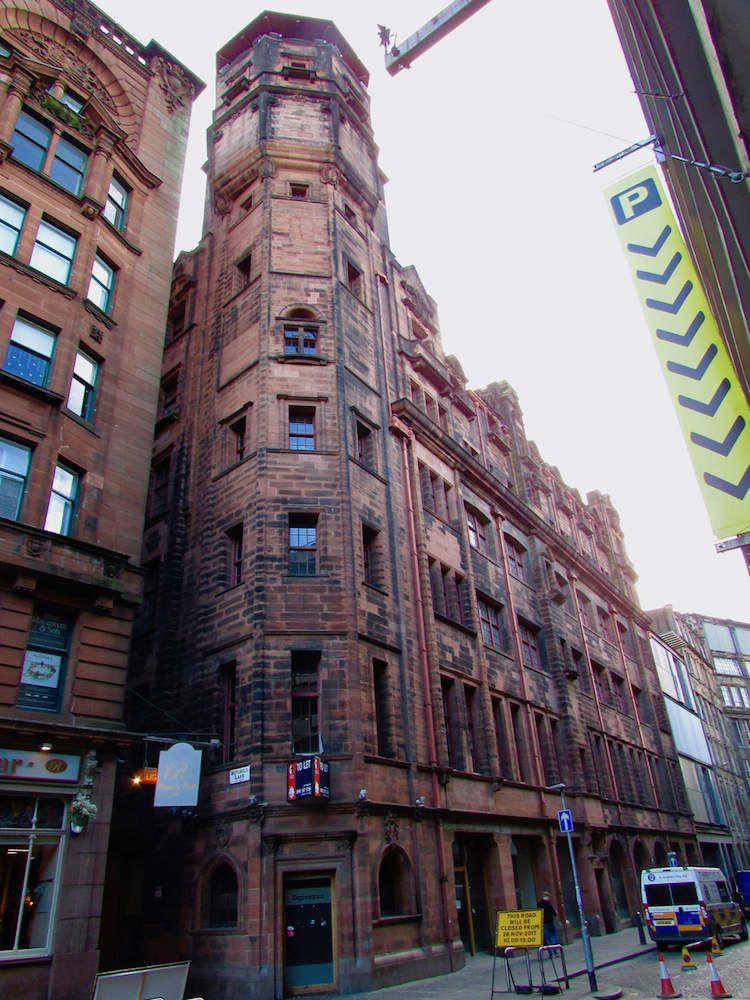 A la découverte du Glasgow Style