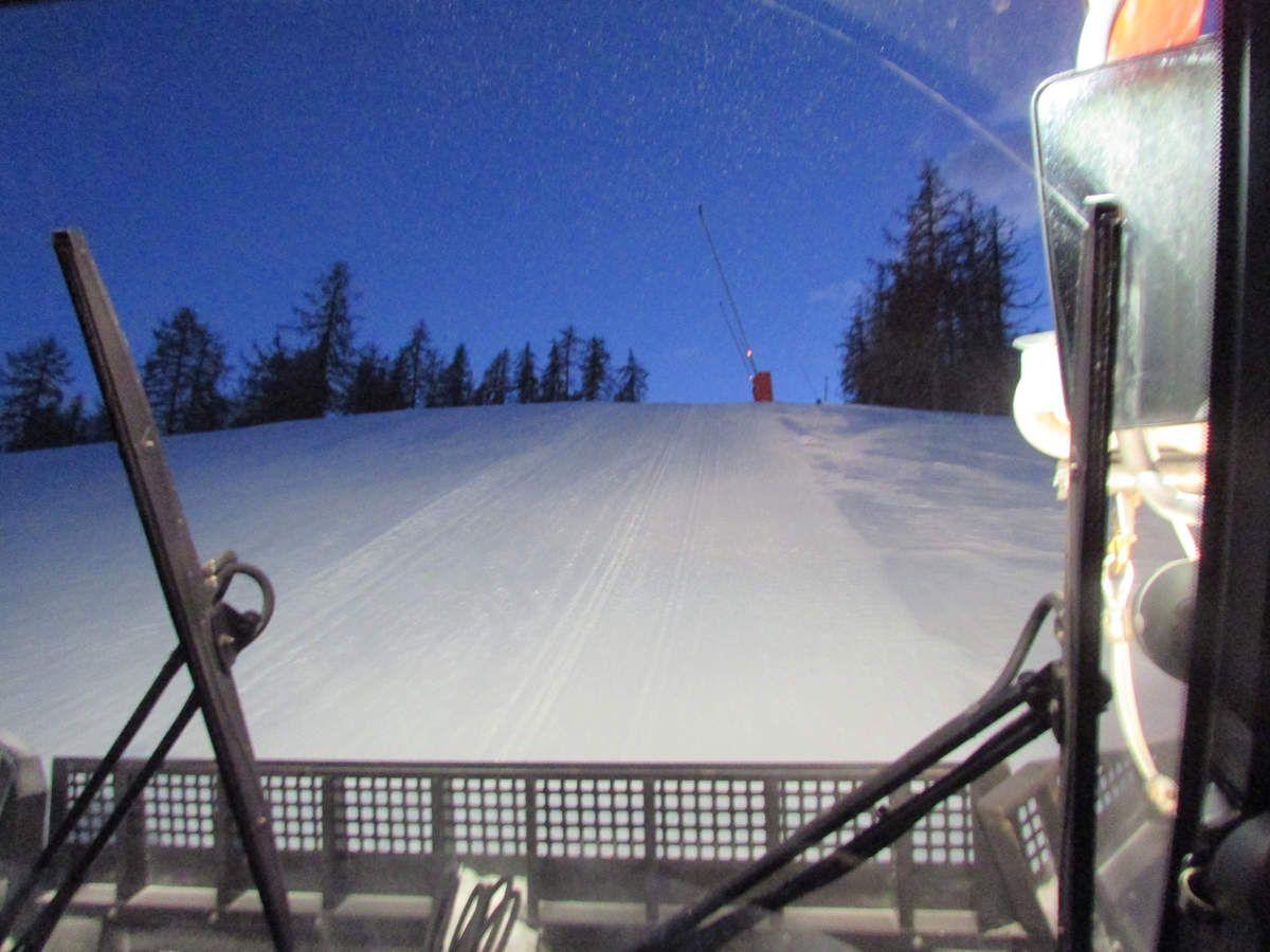 Dans la station de ski de Valberg #EnFranceAussi