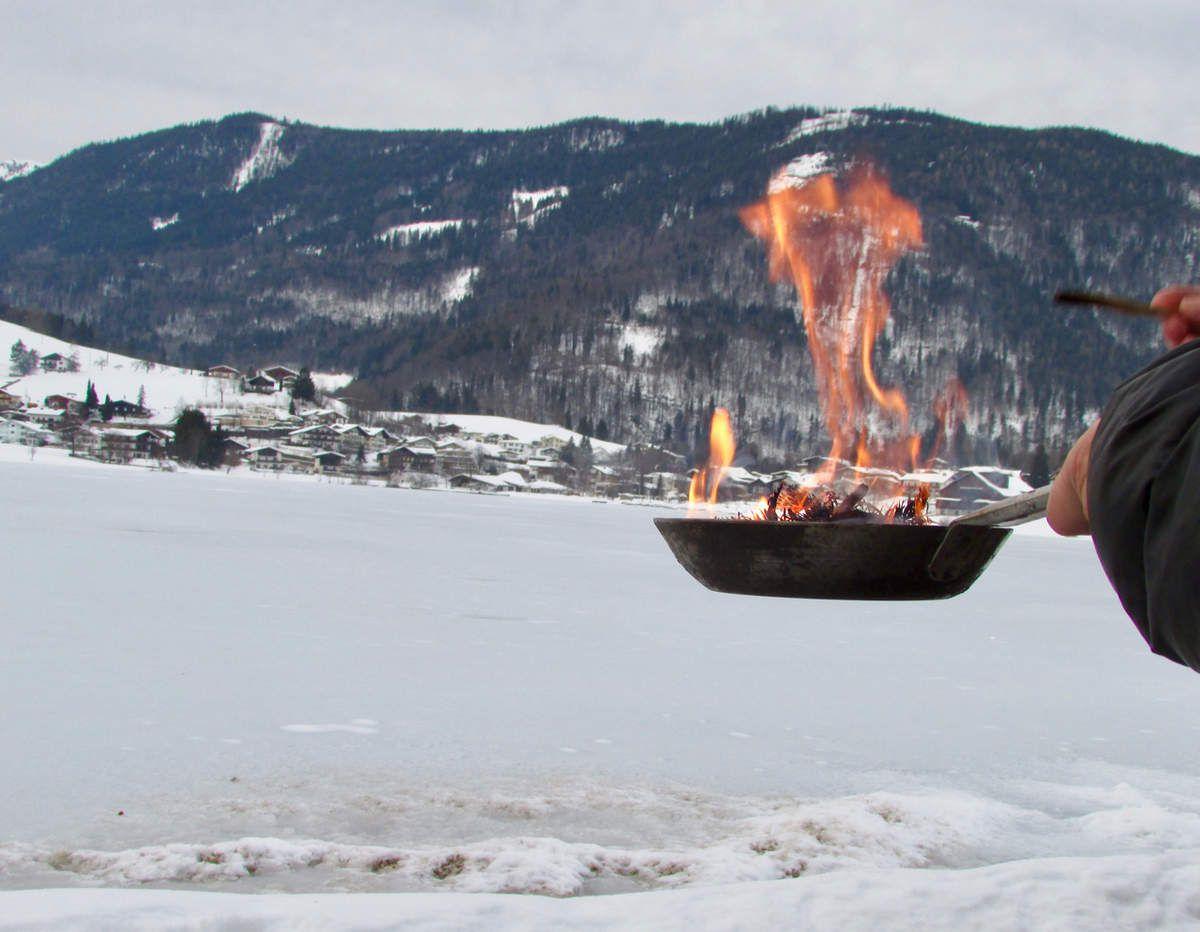 Autour du lac de Thiersee #Autriche