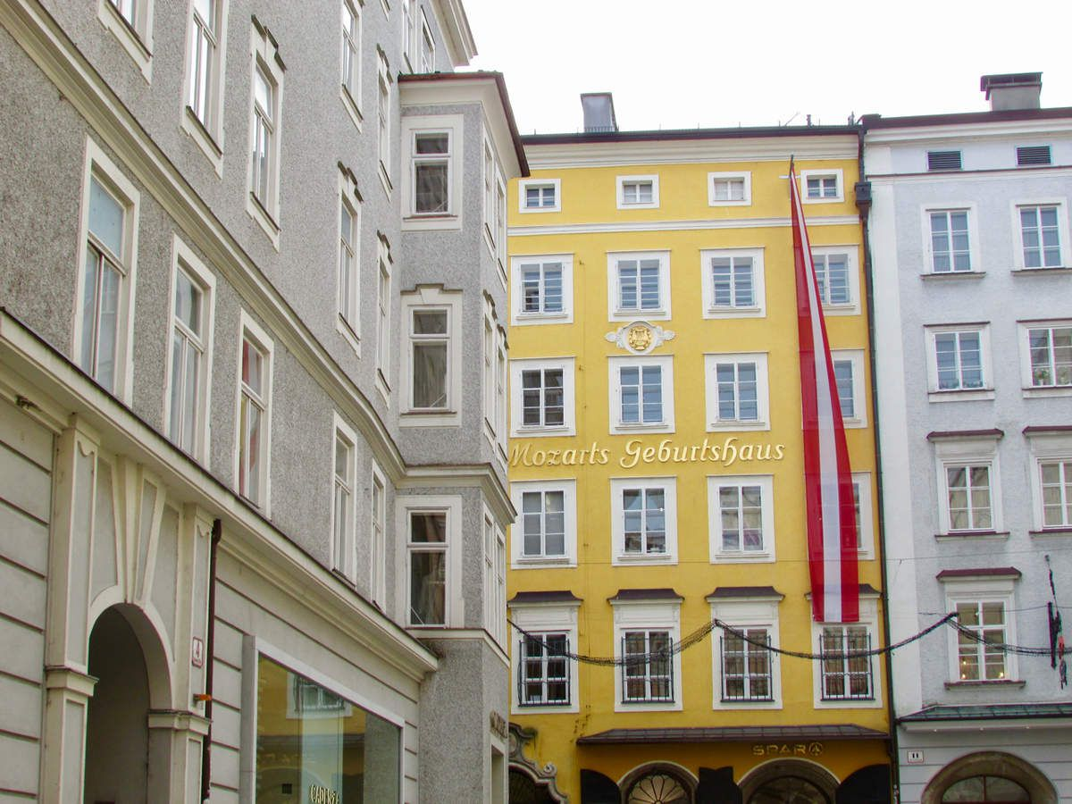 L'esprit de Mozart à Salzbourg #Autriche