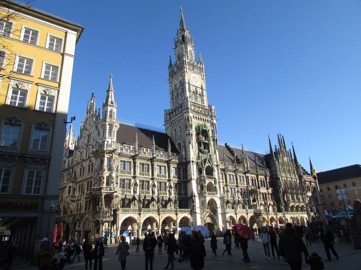 Un week-end pour découvrir Munich et ses alentours