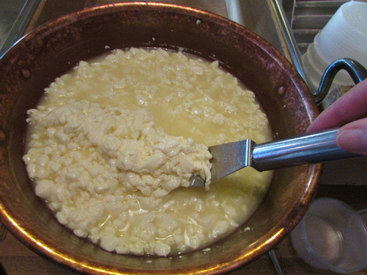 Le jour où j'ai fabriqué du fromage en Autriche