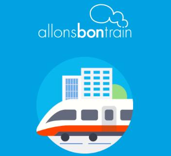 AllonsBonTrain, la start-up pour profiter du train à prix de groupe