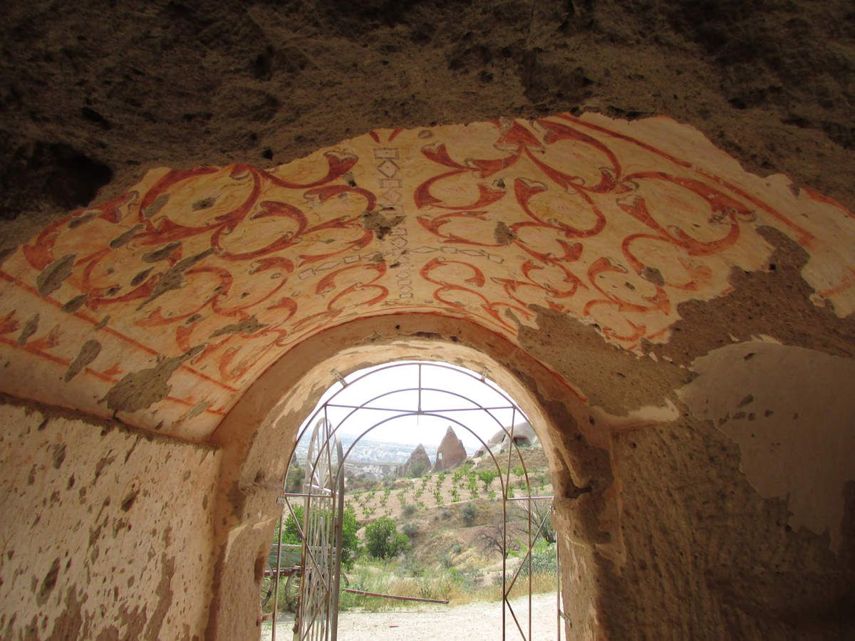 Plongée dans le monde des Troglodytes de Cappadoce