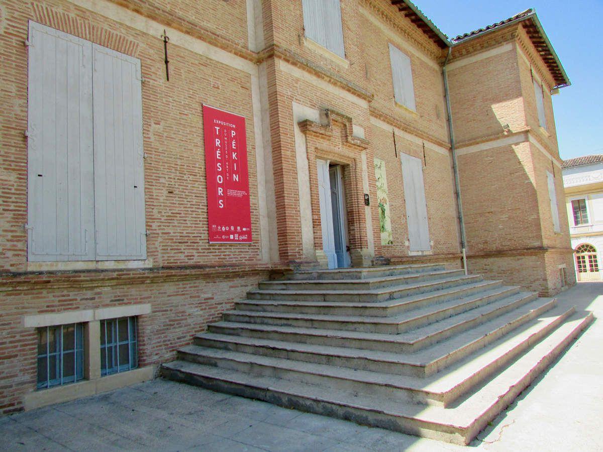 Des trésors du Musée d'Art de Pékin à Gaillac dans le Tarn