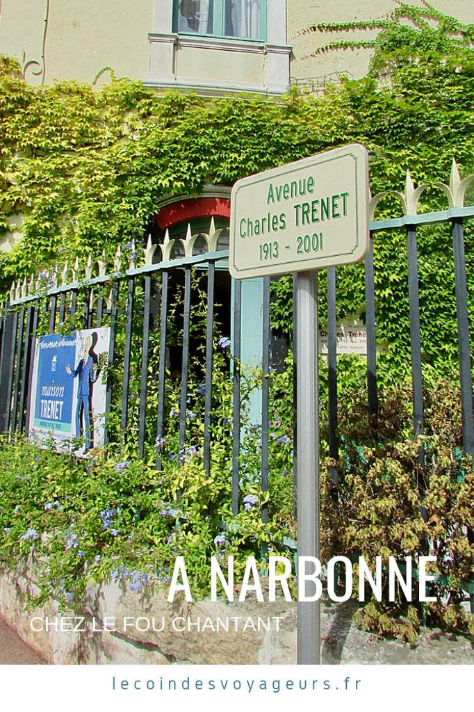 A Narbonne chez Charles Trenet