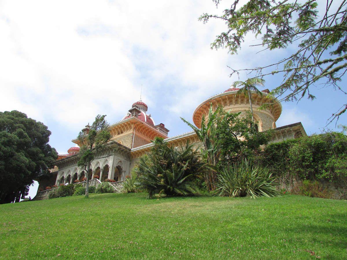 Palais et parc de Montserrate