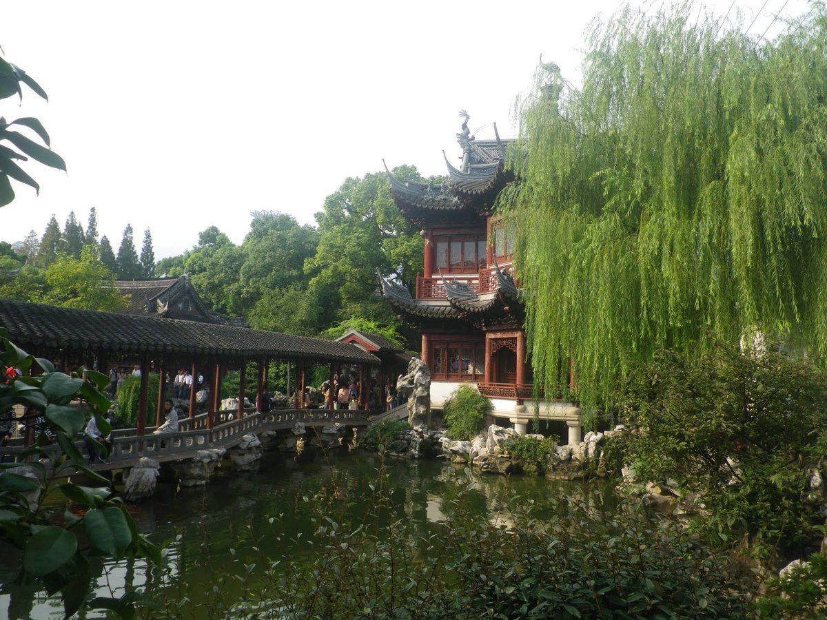 Le jardin Yuyuan