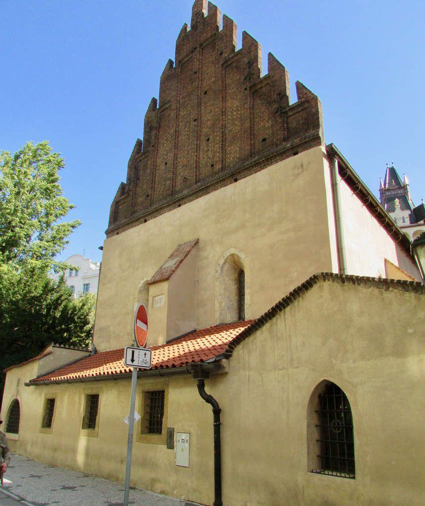 Synagogue Vieille-Nouvelle