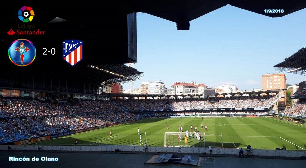 Extraordinaria vitoria do RC.Celta