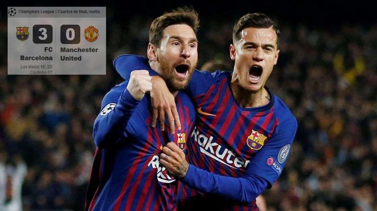 Leo Messi espanta los demonios