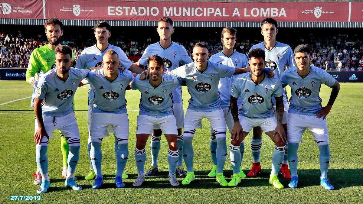 Segunda vitoria do Celta na pretemporada